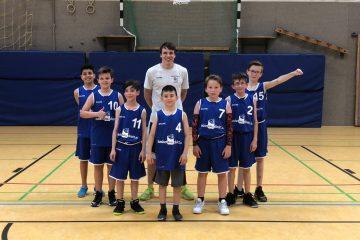Abschlussturnier Hannover Basketball